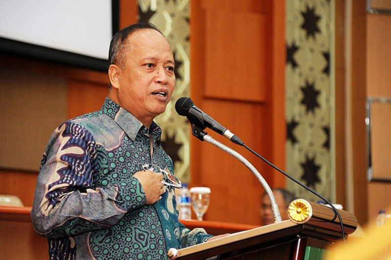 Prof. Drs. H. Muhammad Nasir, M.Si, Ak, Ph.D, CA, Minister Of Research, Technology and Higher Education of Indonesia